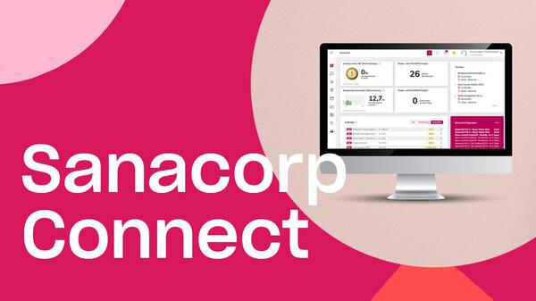 Sanacorp startet Informations- und Kommunikationsplattform für Kunden
