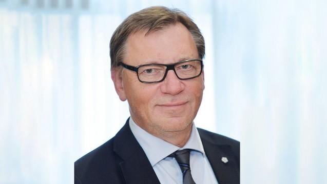 Ulrich Weigeldt: Alles muss beim Hausarzt zusammenlaufen. (Foto: DHÄT)