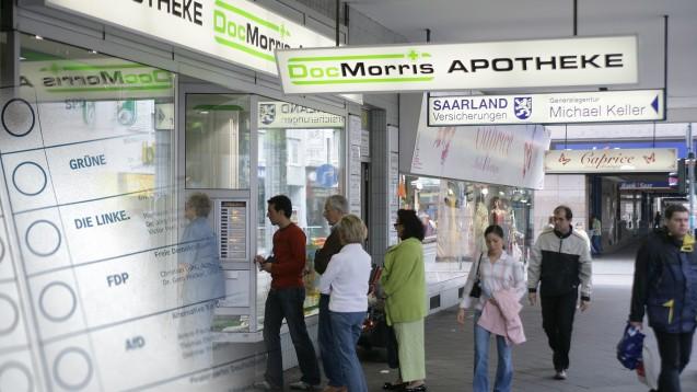 FDP und Grüne stellen das Mehrbesitzverbot infrage - und teilweise auch das Fremdbesitzverbot. (Foto: dpa)
