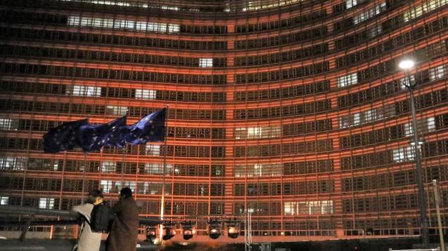 Die EU-Kommission hat einen Rahmenvertrag mit Abbott und Roche zum Erwerb von 20 Millionen Corona-Antigen-Schnelltests für die Mitgliedstaaten unterzeichnet. (Foto: imago images / Kyodo News)