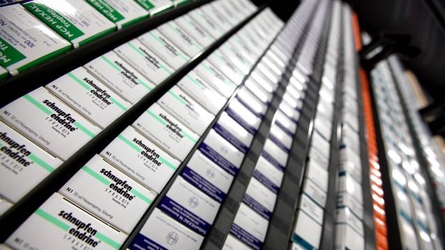 Die DocMorris-Mutter Zur Rose erhöht ihr Aktienkapital, um die Medpex-Übernahme stemmen zu können. ( r / Foto: Imago)