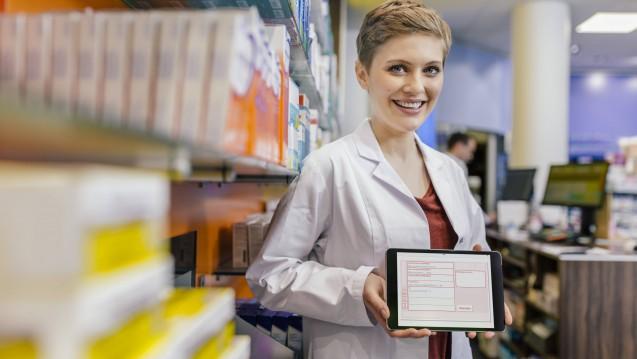 Der Deutsche Apothekerverband soll die Einführung des E-Rezeptes federführend begleiten. (Foto: imago images / Westend61)