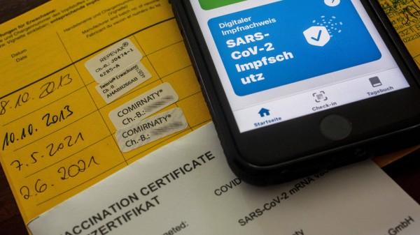 Ab 8. Juli nur noch 6 Euro je digitales Impfzertifikat