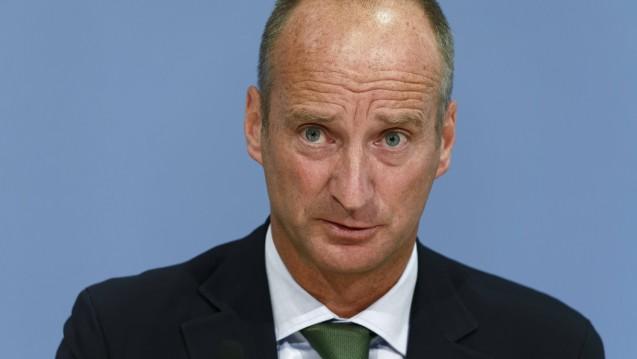 Kein Verständnis hat ABDA-Präsident Friedemann Schmidt für die Beiträge des ARD-Mittagsmagazins zum Apothekenmarkt. (Foto: Imago)