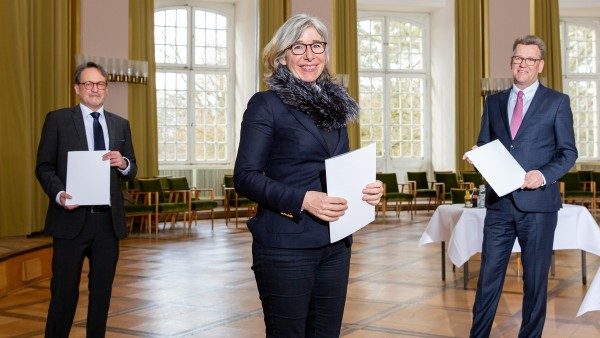 Uni Münster: Neue Stiftungsprofessur für Individualisierte Pharmakotherapie