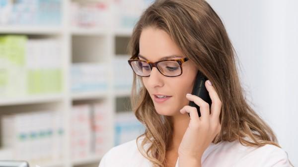 Handy verursacht Hunderte Geisteranrufe in einer Apotheke