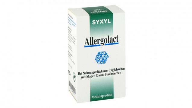 Arzneimittel oder Medizinprodukt? Klosterfraus Streit um Allergolact geht weiter vor Gericht. (Foto: Hersteller)