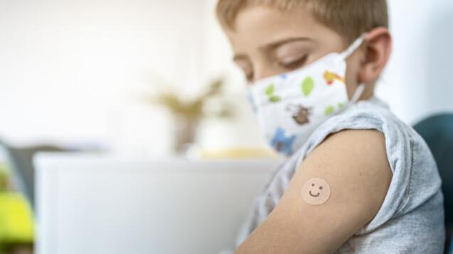 Pfizer/Biontech könnte es gelingen, den ersten COVID-19-Impfstoff für Kinder ab fünf Jahren zur Zulassung zu bringen. (Foto: Albert / AdobeStock)