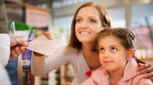 Antiallergika für eine junge Patientin