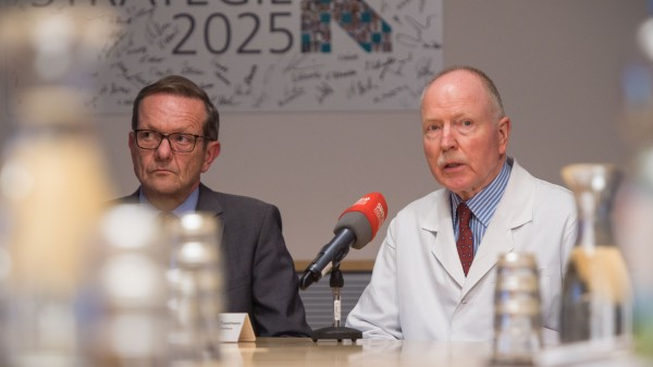 Hochresistenter Keim in Stuttgarter Krankenhaus