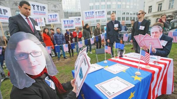 Frankreich will TTIP notfalls scheitern lassen