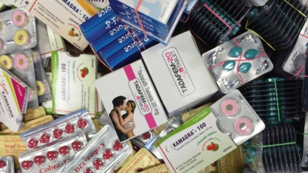 Illegale Medikamenten-Importe in der Schweiz