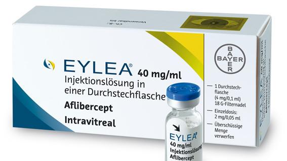 Eylea bald nur noch alle 12 Wochen?