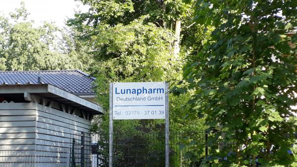 Lunapharm erhielt 4651 Arzneimittelpackungen aus Griechenland