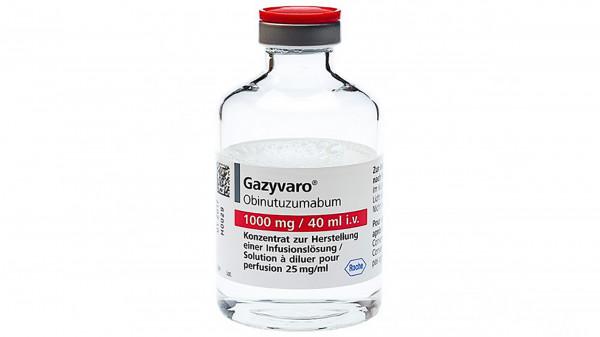 Obinutuzumab bei follikulärem Lymphom nicht besser als Rituximab?