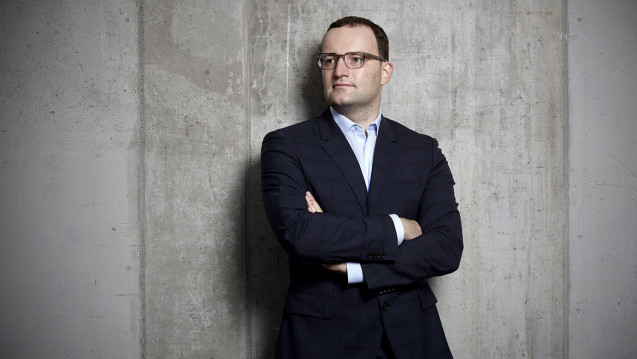 CDU-Wahlprogramm ohne Apothekenthemen? Der Bundesfachausschuss für Gesundheit, der vom CDU-Politiker Jens Spahn geleitet wird, hat den Versandhandels-Konflikt in einem Thesenpapier nicht erwähnt. (Foto: Laurence Chaperon)
