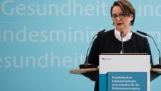 Annette Widmann-Mauz ist überzeugt: Die geförderten Projekte werden langfristig für eine bessere Gesundheitsversorgung sorgen. (Foto: dpa)