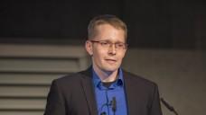 Apotheker Christian Schulz ist als Referent ein alter INTERPHARM-Hase. Hier bei seinem Vortrag im vergangenen Jahr. (Foto: A. Schelbert)
