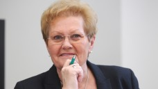 Monika Bachmann, saarländische Gesundheitsministerin, unterstützt die Heilberufler in ihrer Kritik am EuGH-Urteil. (Foto: dpa)