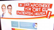 Die Website der AK Niedersachsen wendet sich speziell an Studierende der Pharmazie und unterscheidet sich so von bereits bestehenden Kampagnenwebseiten. (Abbild:apotheker-beruf-mit-zukunft.de)