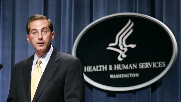 Ex-Pharma-Manager soll US-Gesundheitsminister werden