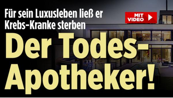 Neue Vorwürfe gegen Bottroper Zyto-Apotheker