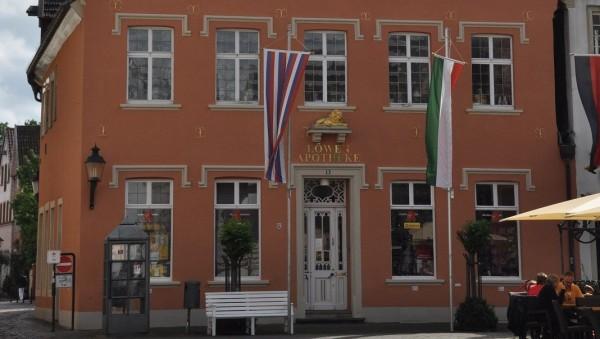 Neue nutzung kaffee kuchen und bernachtungen in for Warendorf kuchen