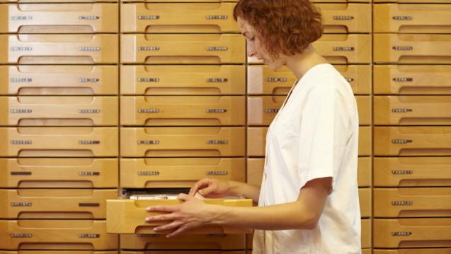Die Valsartan-Fächer in der Apotheke könnten zum Teil bis Juli 2019 leer bleiben. (s / Foto:Robert Kneschke / stock.adobe.com).