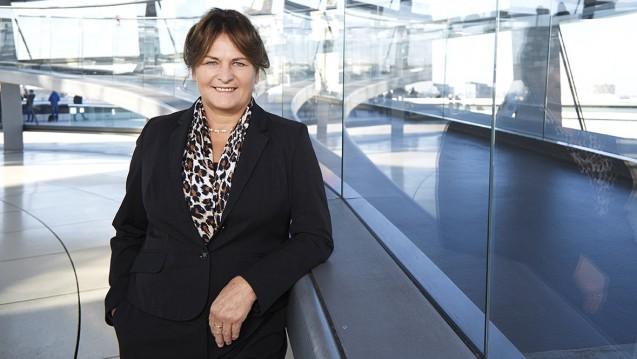 Die gesundheitspolitische Sprecherin der Unions-Fraktion, Maria Michalk, hat noch Hoffnung in Sachen Rx-Versandverbot. (Foto: Laurence Chaperon / Abgeordnetenbüro)