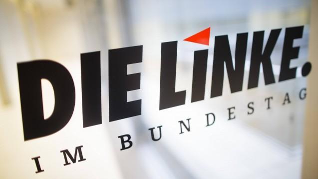 """Die Bundestagsfraktion """"Die Linke"""" hat sich auf Initiative unter anderem von Sylvia Gabelmann und Eva-Maria Schreiber mit einer Kleinen Anfrage an die Bundesregierung gewandt. (Foto: imago images / photothek)"""