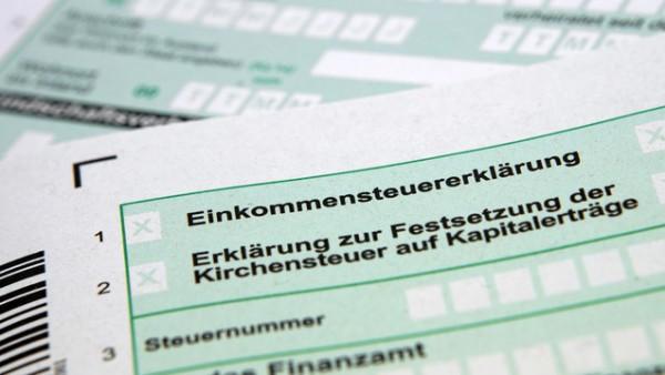 Apotheken helfen beim Steuern sparen