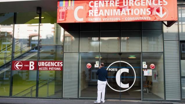 Die Studie endete tragisch: Ein Proband starb in der Uniklinik Rennes, fünf weitere mussten eingewiesen werden und könnten bleibende Hirnschädigungen davontragen.(Foto: picture alliance / dpa)