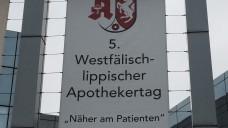 Heute begann der Westfälisch-lippische Apothekertag in Münster. (Foto: daz/jb)