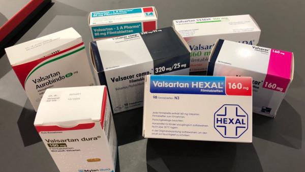 Hexal ruft zurück, TAD Pharma nicht betroffen