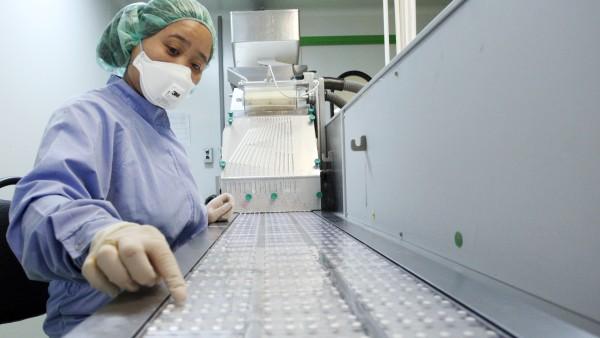 Pharmakonzerne müssen sich auf sinkende Umsätze einstellen