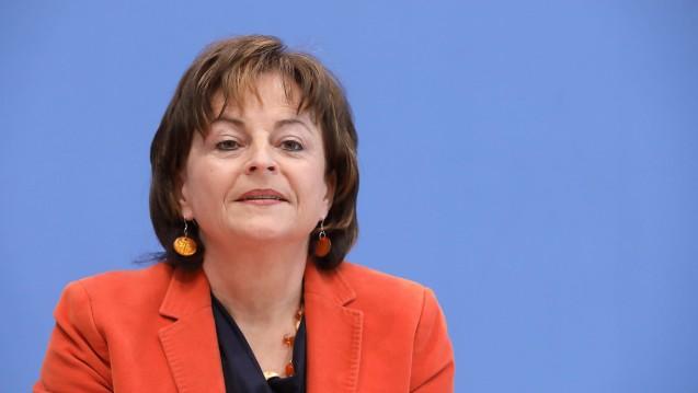 Marlene Mortler (CSU), die Drogenbeauftragte der Bundesregierung, warnt davor, Cannabis zu verharmlosen. (Foto: picture alliance / Event press)