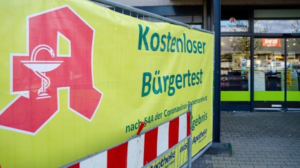 Bürgertest-Vergütung soll auf 12,50 Euro sinken
