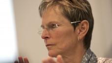 Streit mit den Kassen: KBV-Vize Regina Feldmann verlangt vom GKV-Spitzenverband in Sachen Medikationsplan Honorar-Anteile für Leistungen, die eigentlich auch Apotheker erbringen könnten. (Foto: dpa)