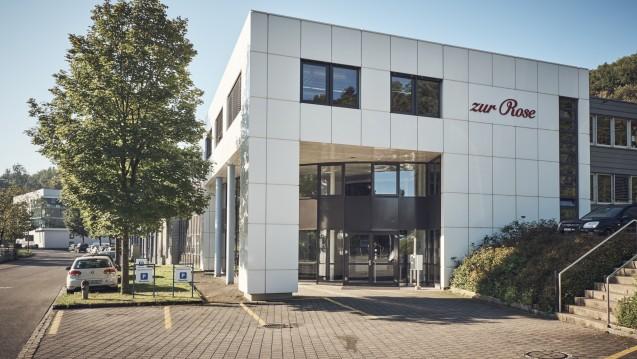 Der Schweizer Pharmahandelskonzern Zur Rose will eine neue digitale Gesundheitsplattform aufbauen. ( r / Foto: Zur Rose)