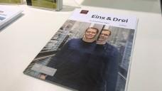 Das Filialapotheken-Magazin ist seit Kurzem erhältlich. (m / Foto: DAZ.online)