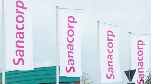 Sanacorp überschreitet 4-Milliarden-Euro-Schwelle