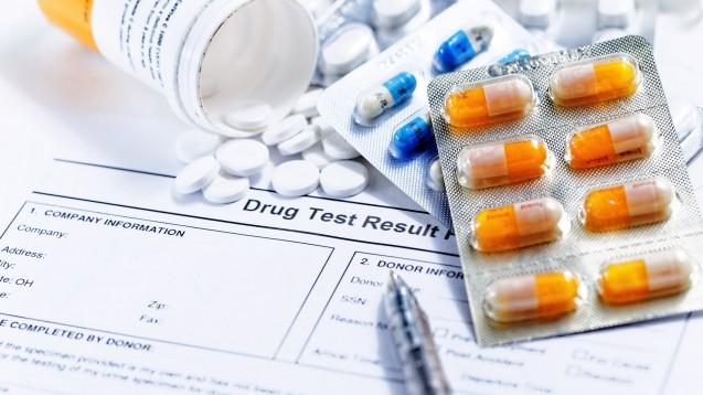 Anti-Doping-Gesetz: Pflichthinweis für Arzneimittel, die bei Kontrollen zu positiven Ergebnissen führen können. (Foto: Cozyta/Fotolia)