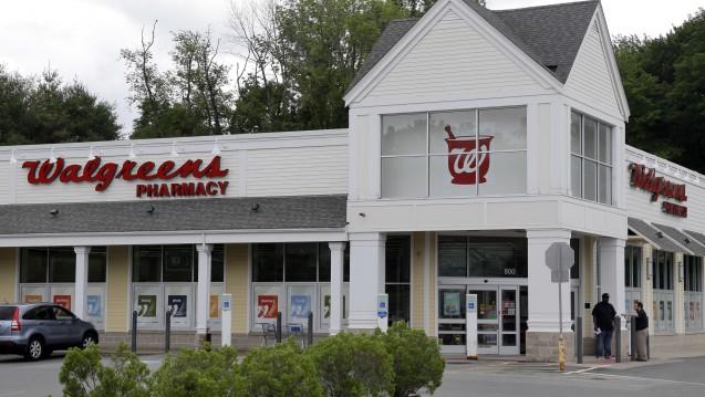 Noch nicht: Zwei der größen Us-amerikanischen Apothekenketten (Walgreens Boots Alliance und Rite Aid) wollen fusionieren. Aufgrund von Wettbewerbsauflagen verzögert sich der Mega-Deal aber. (Foto: dpa)