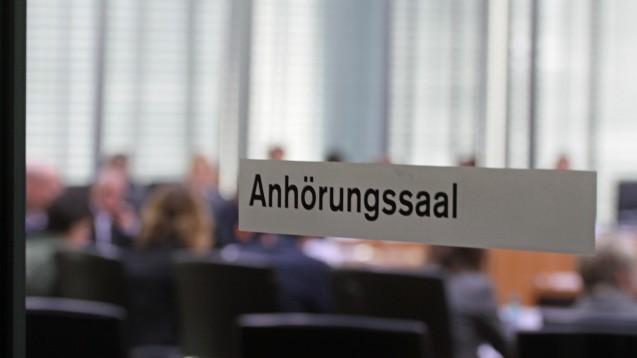 Die ABDA fehlt bei der Anhörung zum Präventionsgesetz. (Foto: Sket)