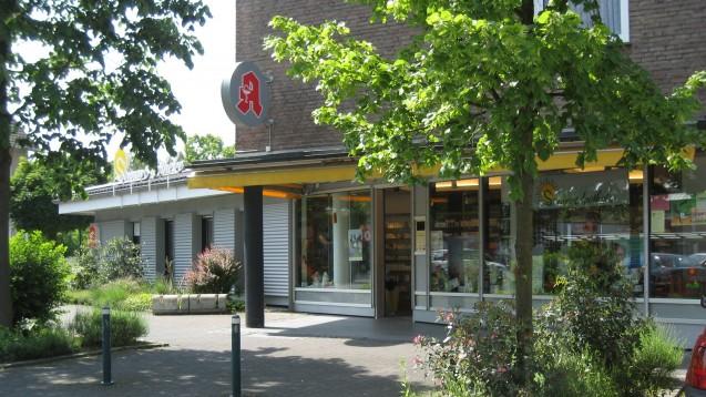 Die Sonnen-Apotheke in Ennigerloh muss schließen. (Foto: privat)