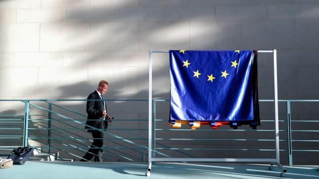 EMA gegen EU-Parlament: Einem Hintergrundpapier zufolge können sich einige EU-Politiker vorstellen, die EMA nach Straßburg zu holen, während das EU-Parlament nach Brüssel geht. (Foto: dpa)