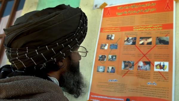 Konservative Islam-Strömungen bremsen HIV-Aufklärung