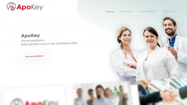 Ab Dezember 2019 bietet die NGDA eine digitale Identität für Apothekenmitarbeiter an. (Screenshot: ApoKey.de)