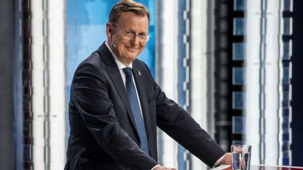 Thüringen: Linke mit Rekordergebnis, CDU und SPD schwach