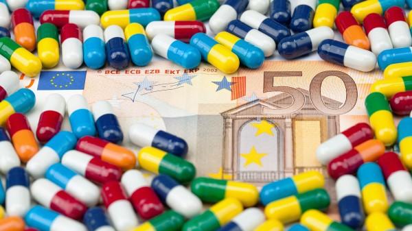 Arzneimittelpreise in Deutschland nähern sich europäischem Niveau
